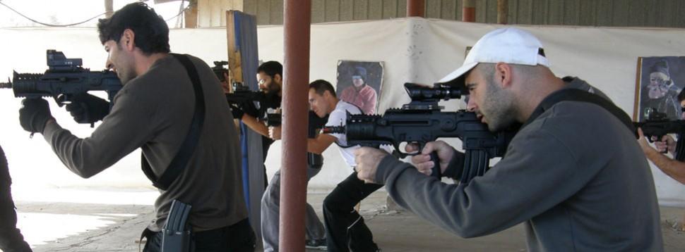 Tactical Shooting