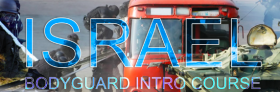 ISRAEL Bodyguard Intro Course 2017
